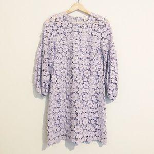 Anthropologie Shoshanna Vina Lace Dress Nwt